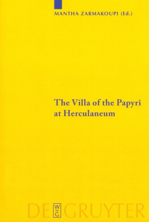 Zarmakoupi_Papyri_edited_book2010_cover
